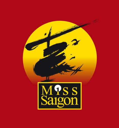 The Miss Saigon theatrical poster