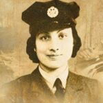 A collation of images of Noor Inayat Khan