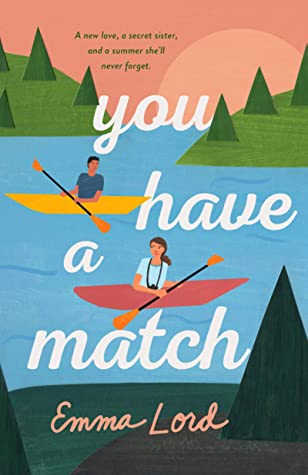 You Have a Match by Emma Lord book cover via GoodReads