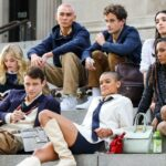 Gossip Girl's cast images for the upcoming reboot in 2021.