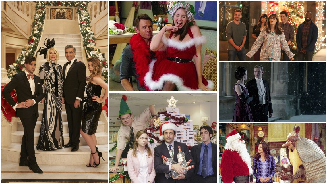 25 Christmas episodes to binge this Christmas… and then some