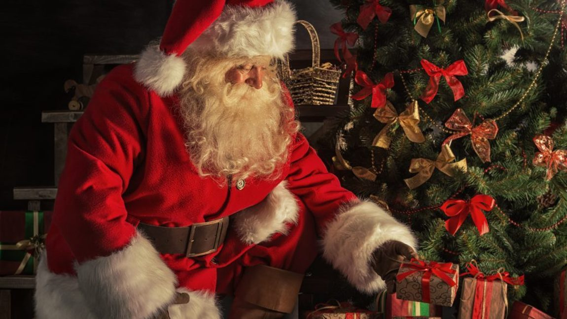 Let's reclaim the Santa Claus story for our children this year – the real one