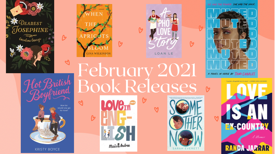 21 most anticipated book releases for February 2021