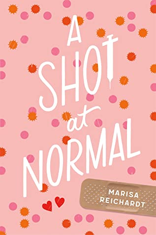 A Shot at Normal Book Cover