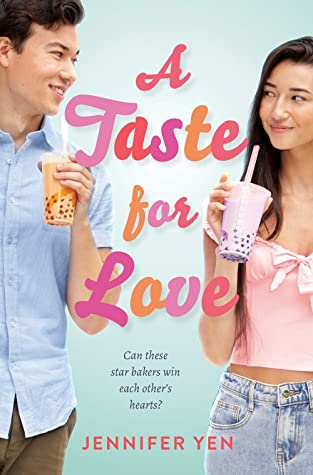 A Taste for Love Book Cover