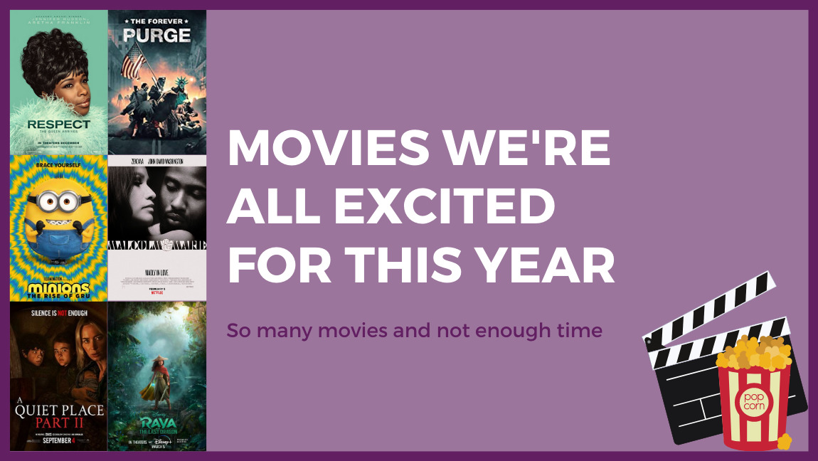 41 new movies we're all dying to watch in 2021