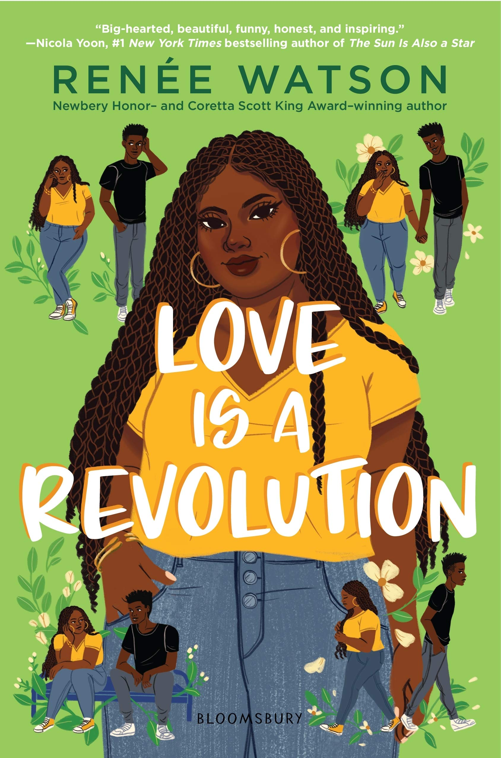 Love Is a Revolution Book Cover