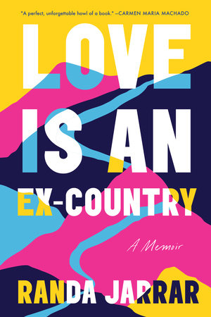 Love Is an Ex-Country Book Cover