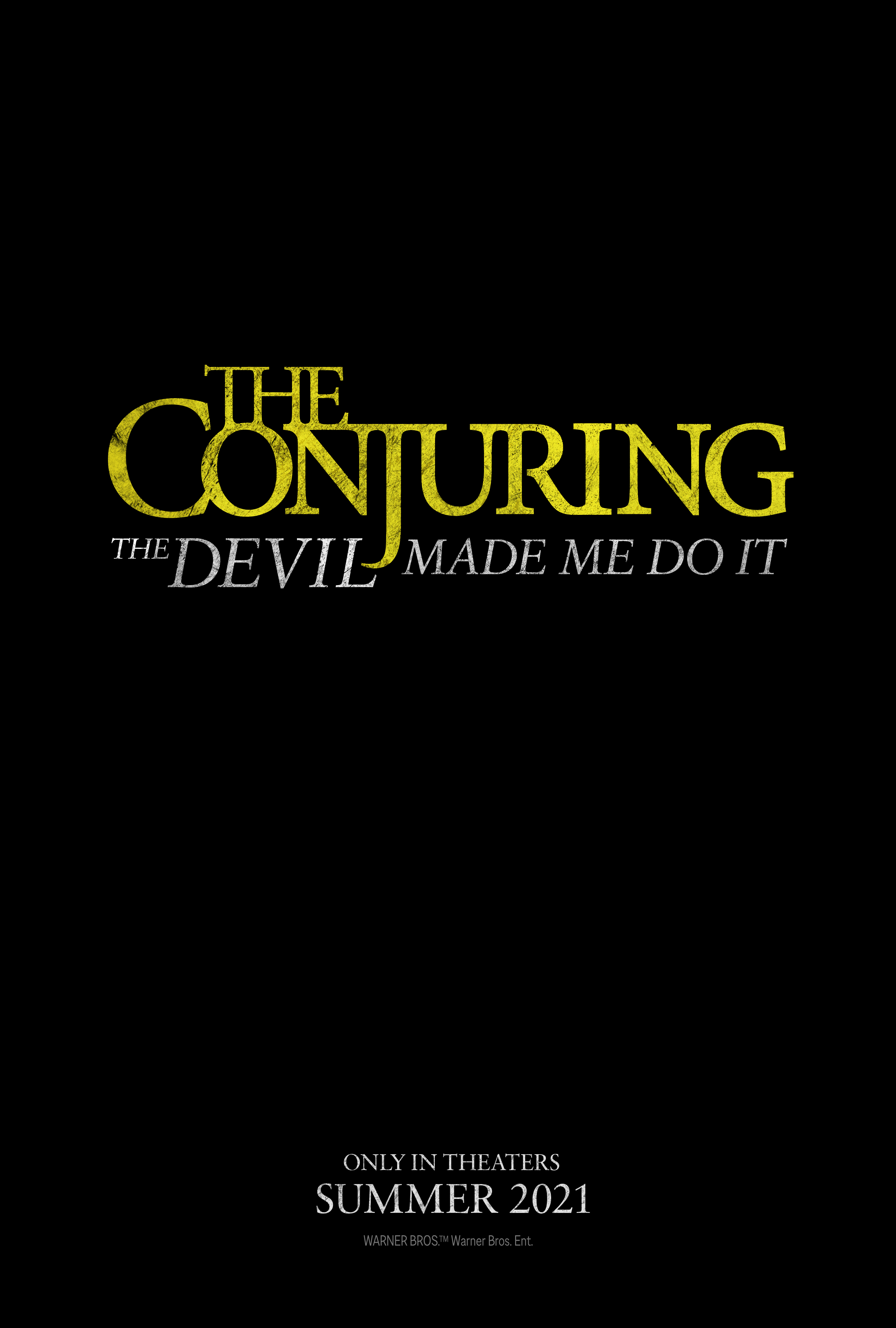 Conjuring movie poster from IMDb