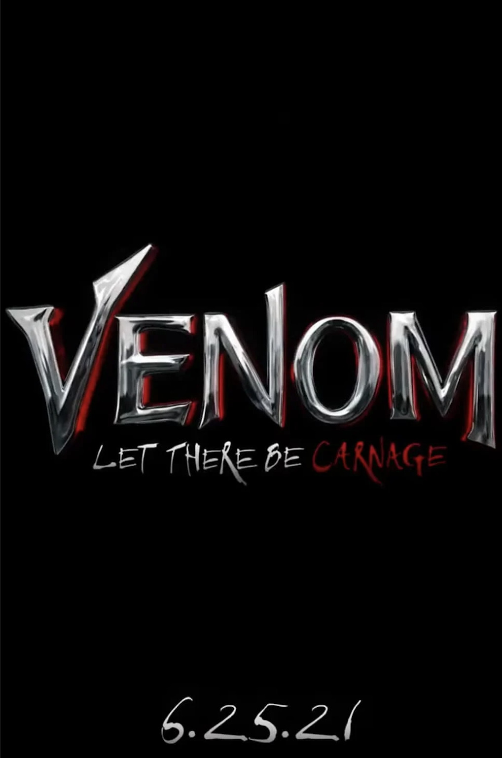 Venom: Let There Be Carnage movie poster from CinemaBlend