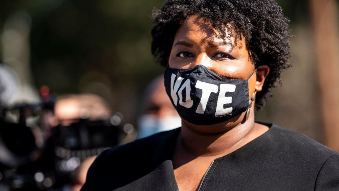 Uplifting Black people is the best way to thank Stacey Abrams