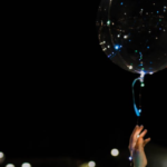 A love letter to my blue LED lights balloon that left too soon