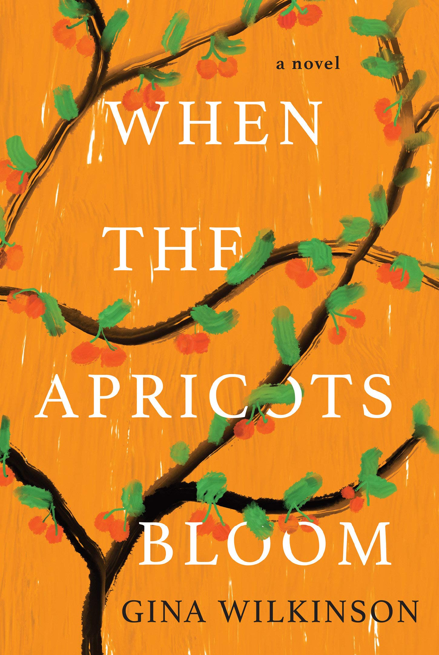 When the Apricots Bloom Book Cover
