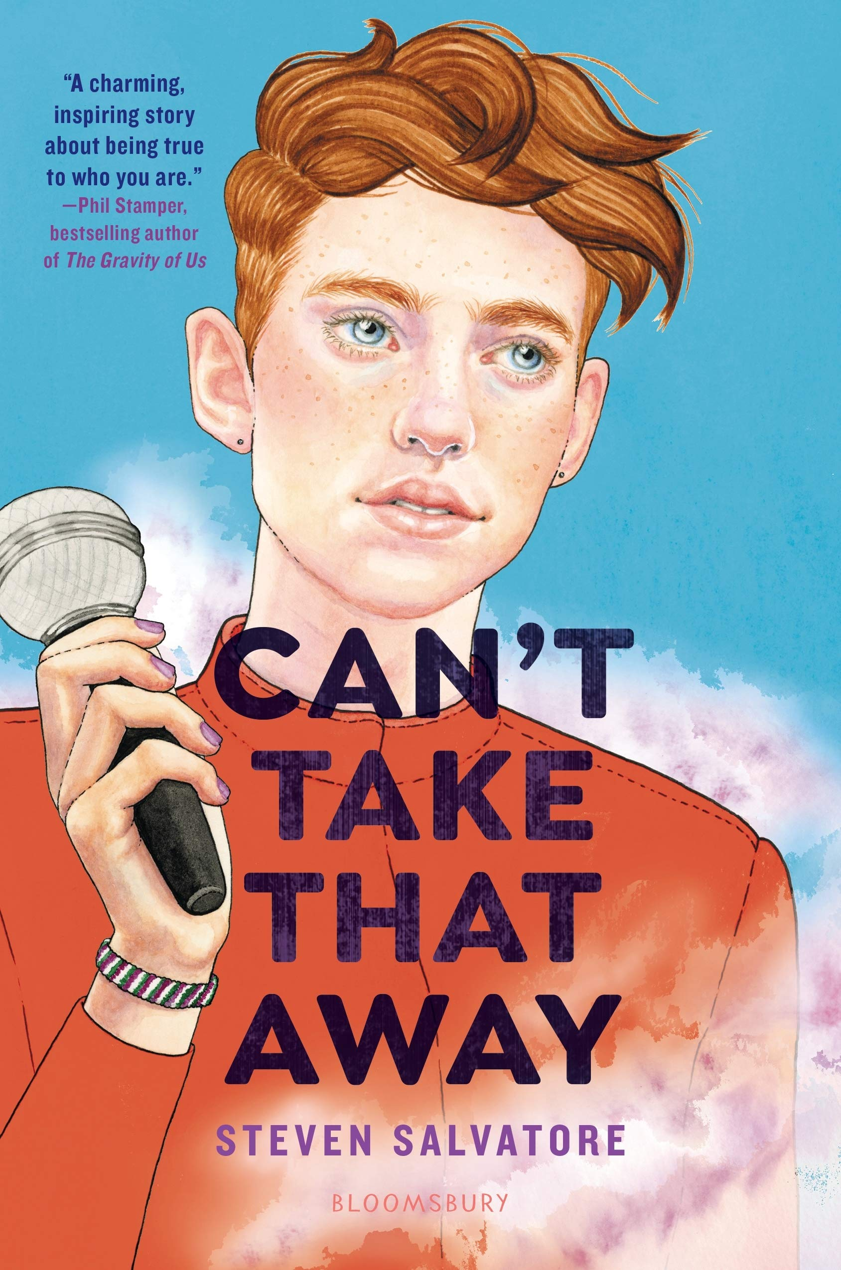 Can't Take That Away by Steven Salvatore Book Cover