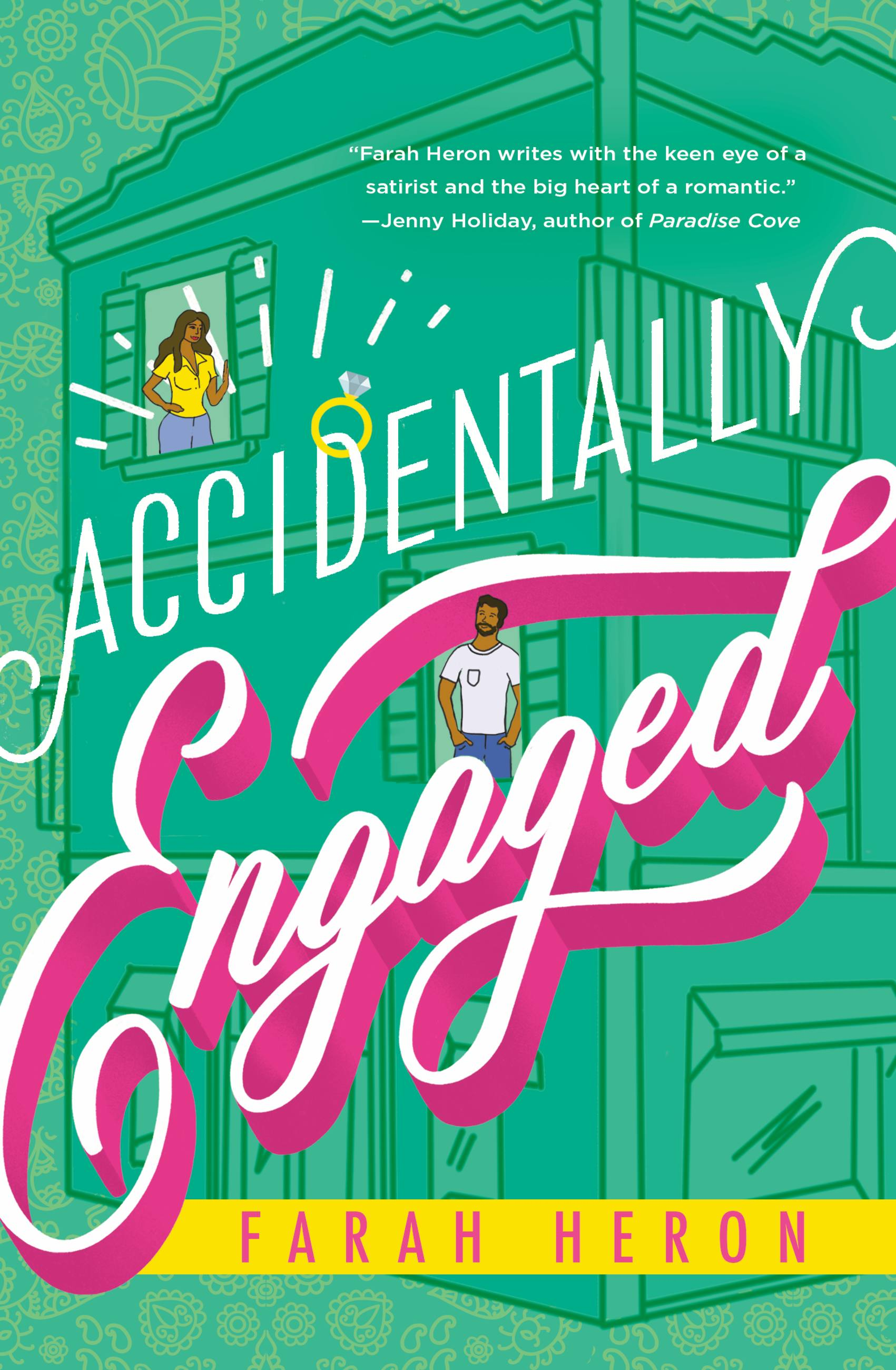 Accidentally Engaged by Farah Heron Book Cover