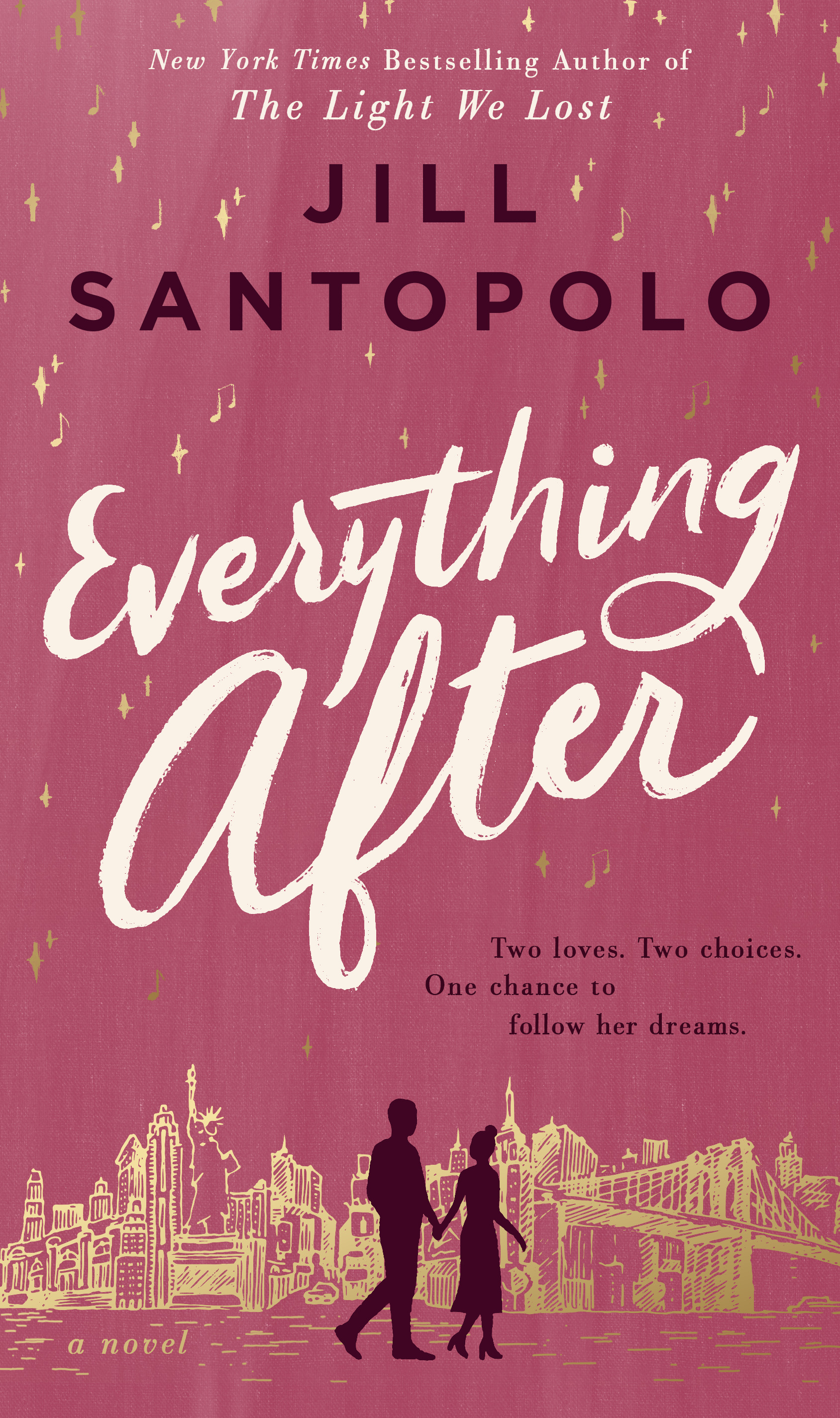 Everything After by Jill Santopolo Book Cover