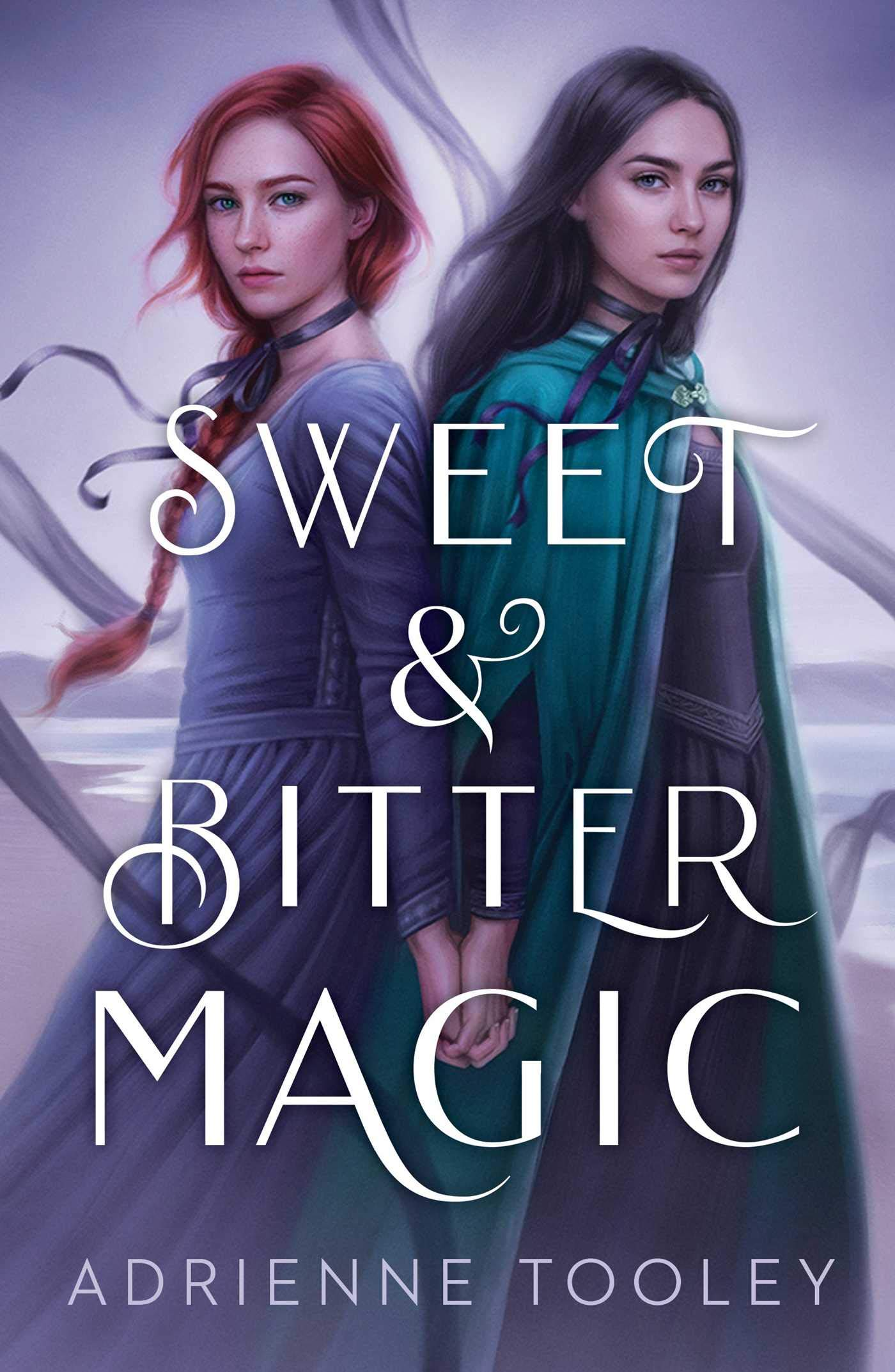 Sweet & Bitter Magic by Adrienne Tooley Book Cover