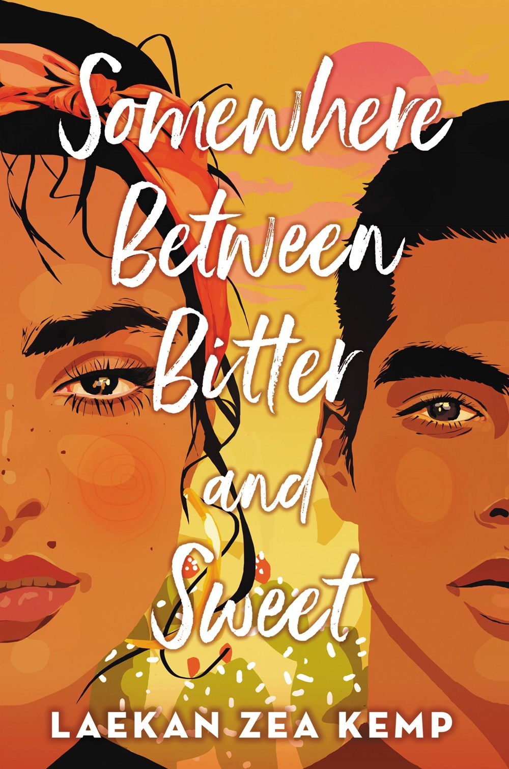 Somewhere Between Bitter and Sweet by Laekan Zea Kemp