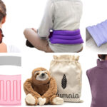 [Image description: a collage of various heating pads.] via The Tempest
