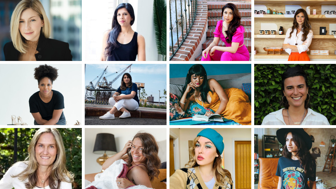 12 incredible female founders building a brighter future for us all