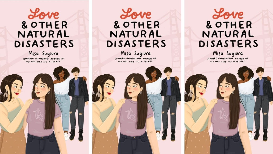 The cover of Misa Siguira's 'Love & Other Natural Disasters.'