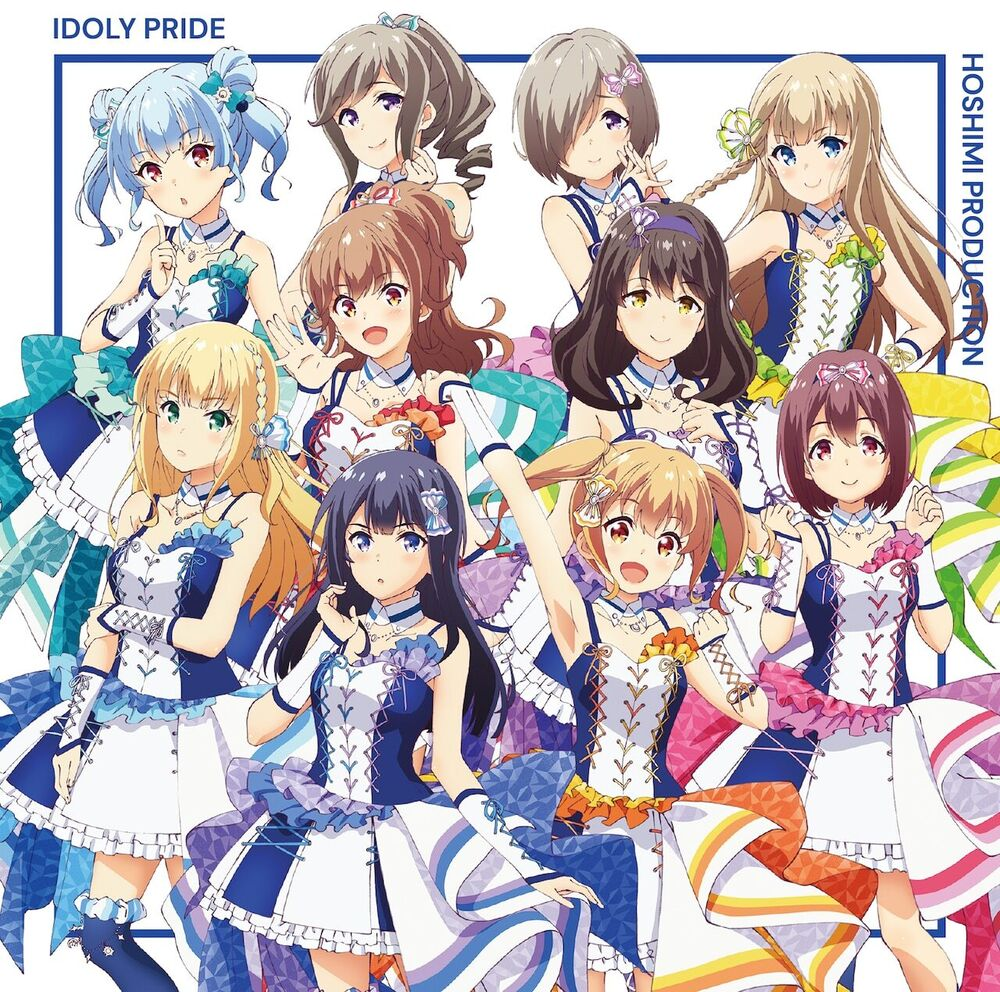 All 10 ladies signed under Hoshimi Productions as idols