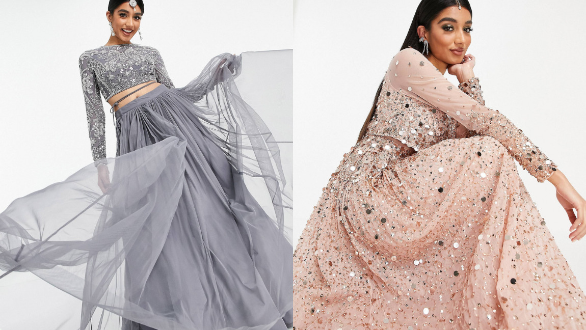 ASOS really thought they could appropriate South Asian bridal fashion