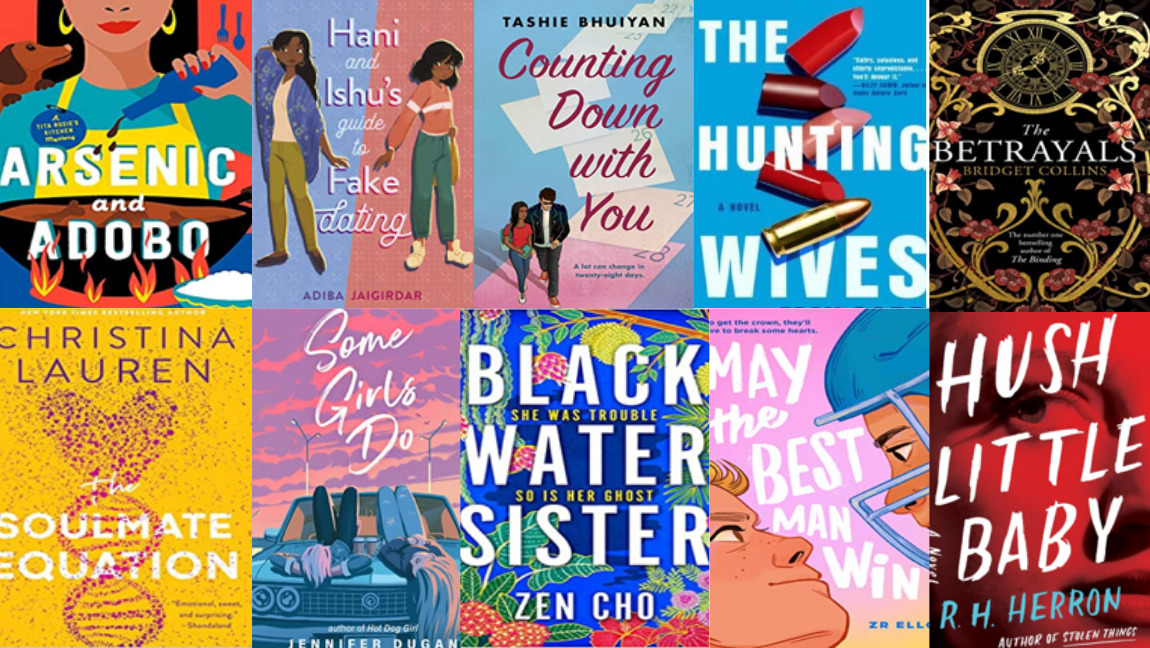 23 books coming out this May that you should read