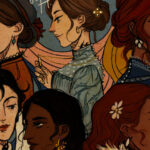 Characters from The Last Hours series by Cassandra Clare that fully captures the diversity of Clare's protagonists.