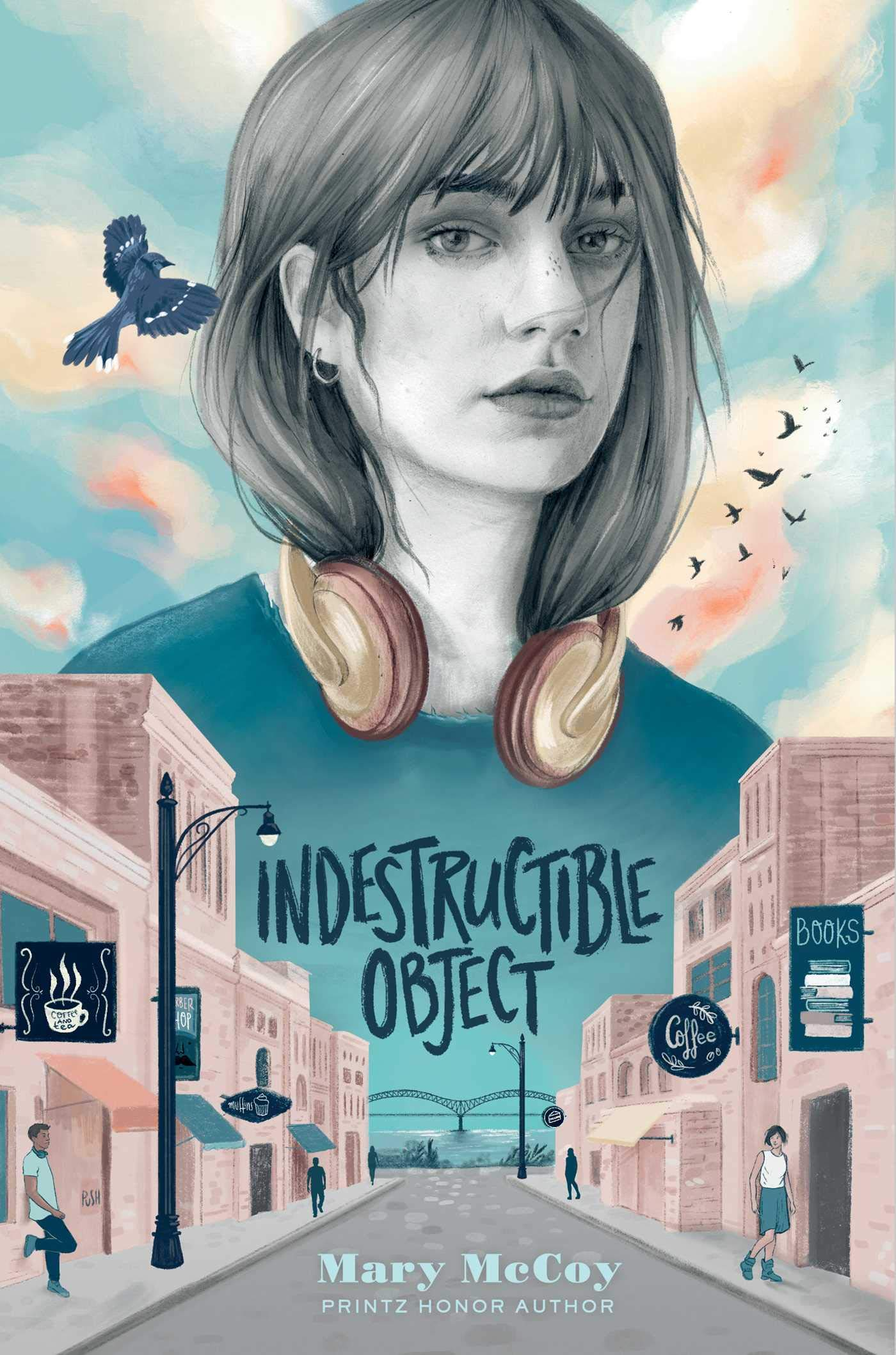 The cover of Indestructible Object by Mary McCoy