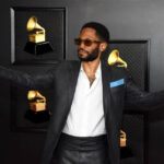 [Image Description: Electronic music DJ and producer, Kaytranada posing with the two Grammy Awards he won at the 63rd Grammy Awards. He won for Best Dance Song and Best Dance/Electronic Album.] Via We Rave You