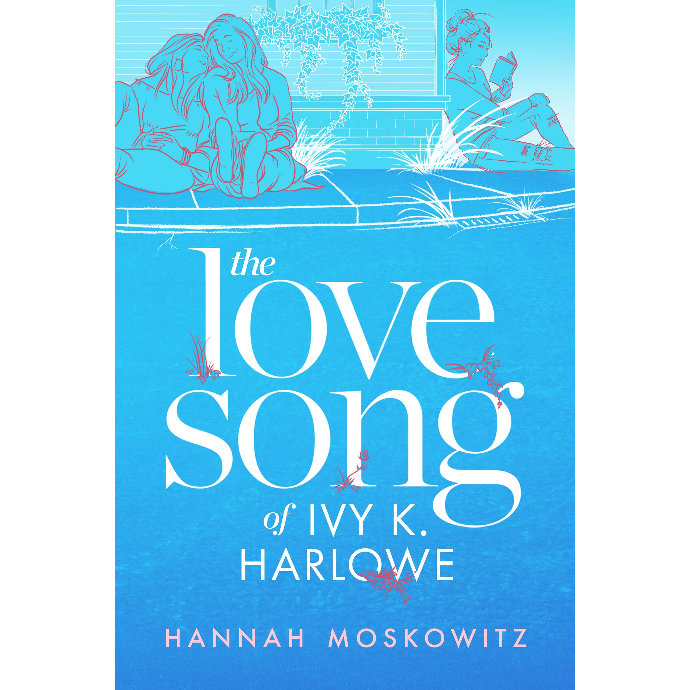 The cover of The Love Song of Ivy K. Harlowe
