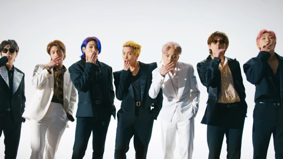 """""""Butter"""": BTS prove no one is as smooth as they are with their newest dance-pop track"""