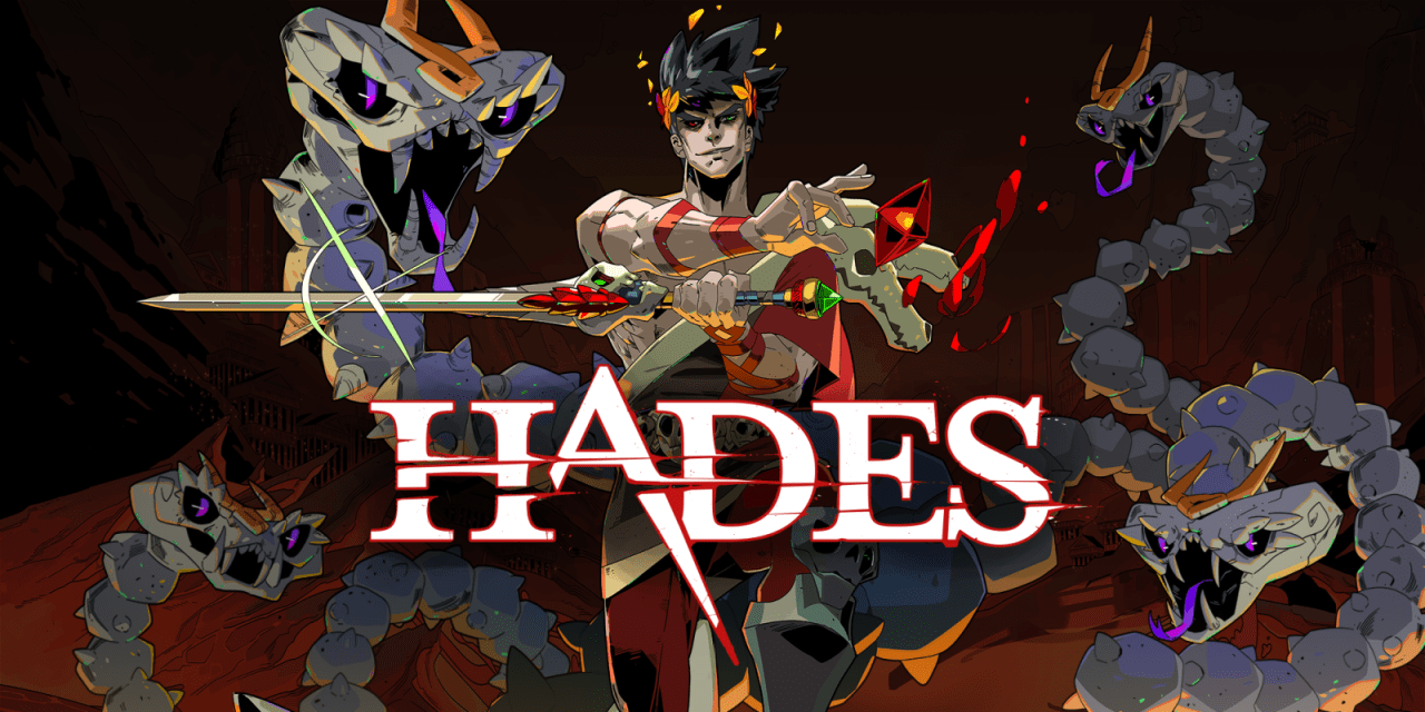 Pictured is Zagreus, the son of Hades. [Credits: Supergiant Games]