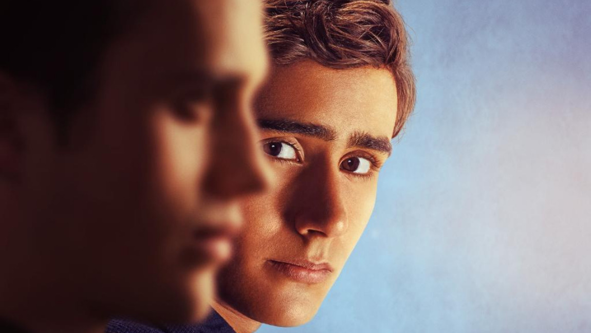 The promotional photo for 'Love, Victor'