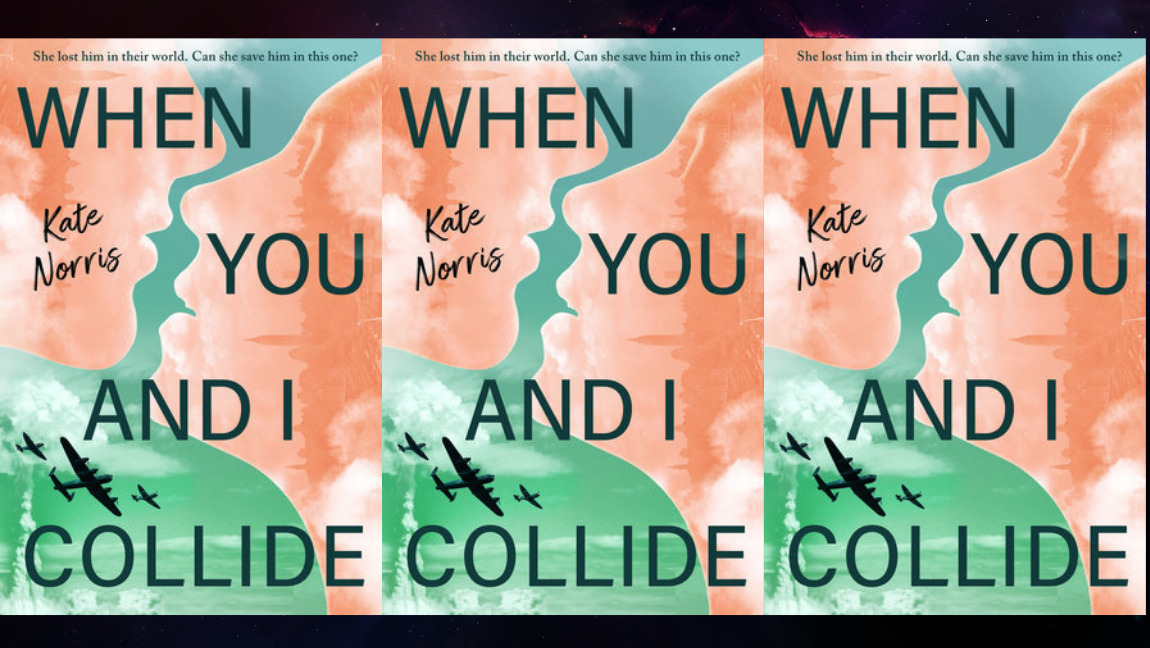 When You and I Collide is the YA sci-fi you've been waiting for