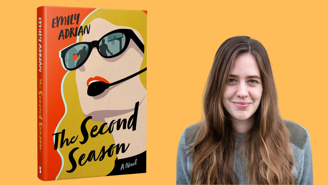"""""""The Second Season"""" by Emily Adrian is The Tempest Book Club's August Pick. Here's the first chapter."""