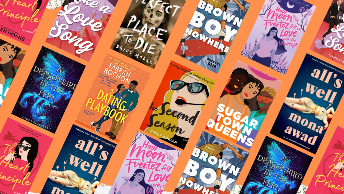 10 new books to burn through this August