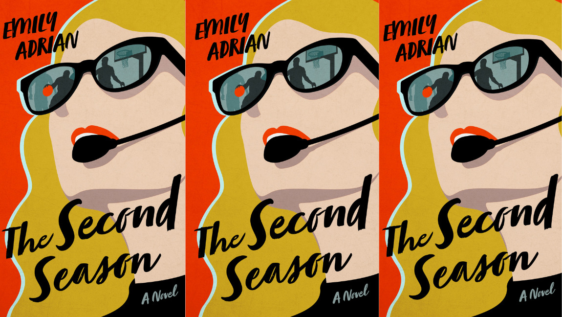 """The cover of """"The Second Season"""" by Emily Adrian."""