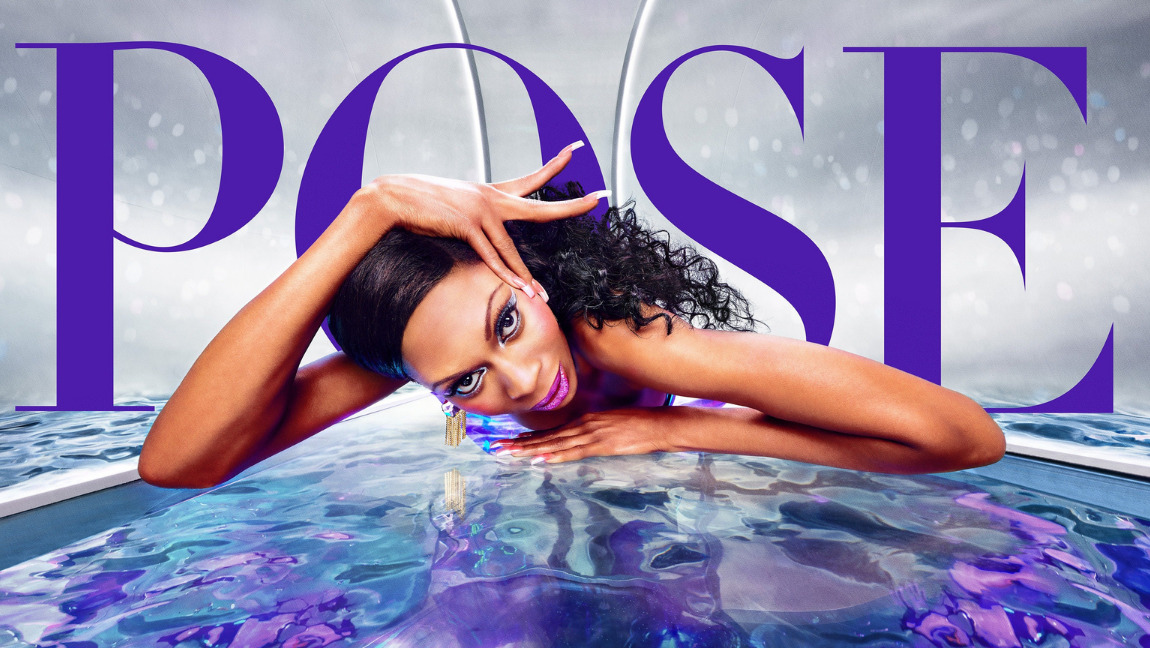 A poster for POSE, by FX Networks.