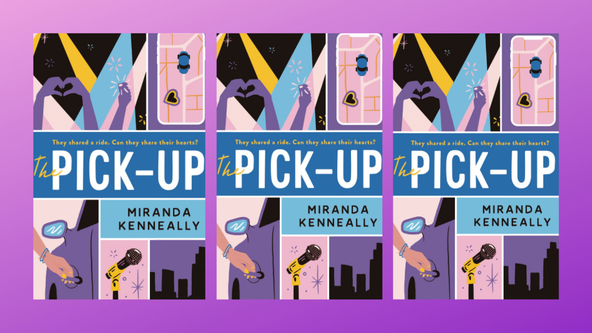 """Miranda Kenneally's """"The Pick-Up"""" redefines the 'meet-cute' for the digital age"""