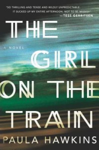 Cover of The Girl On the Train by Paula Hawkins