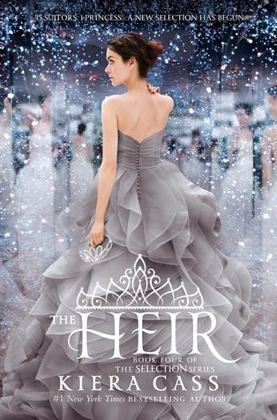 Cover of The Heir by Kiera Cass