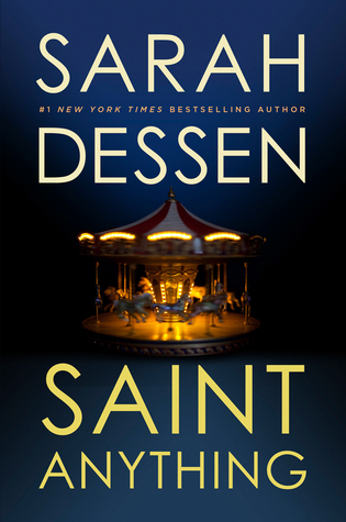 Cover of Saint Anything by Sarah Dessen
