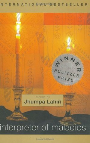 Cover of Interpreter of Maladies by Jhumpa Lahiri