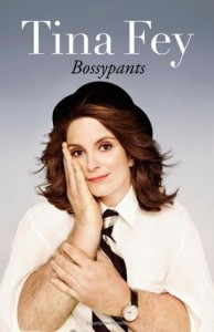 Cover of Bossypants by Tina Fey